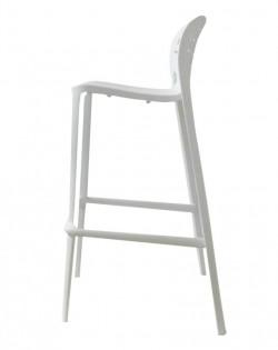 Abuso Barstool 75cm – White